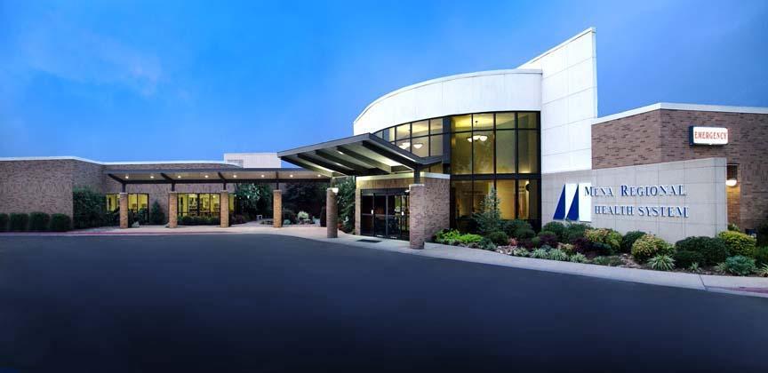 City Of Mena Arkansas Mena Regional Health System